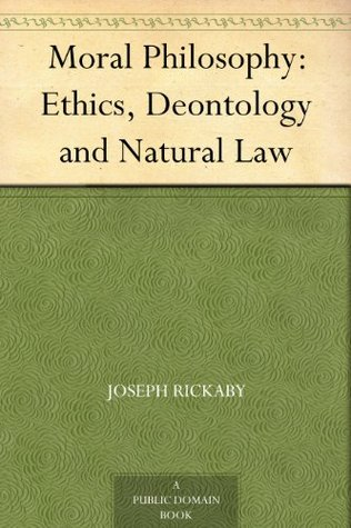 Political and Moral Essays Joseph Rickaby