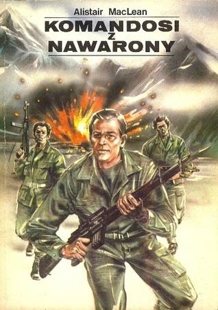 Komandosi z Nawarony Alistair MacLean
