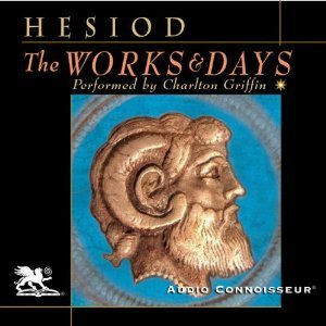 The Works and Days  by  Hesiod
