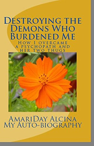 Ch. 1 Benefiting Greatly from Writing My Story AmariDay Alcina