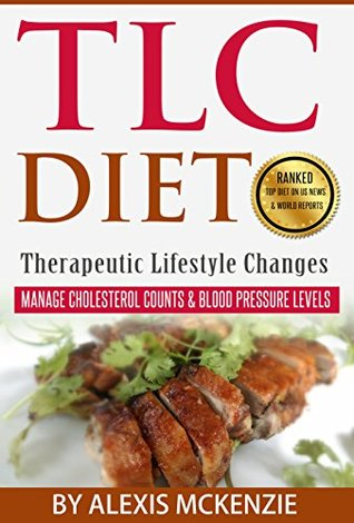 TLC Diet: Manage Cholesterol Counts & Blood Pressure Levels!  by  Alexis McKenzie