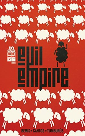 Evil Empire #11 (Evil Empire: 11)  by  Max Bemis