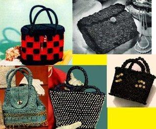 Patrons de sac main pour Crochet  by  Unknown
