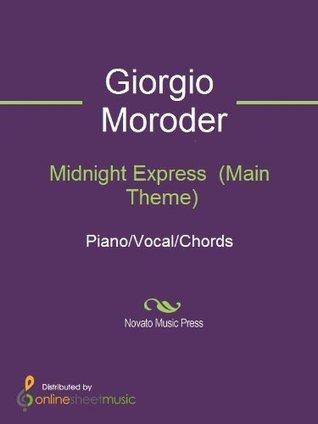 Midnight Express  by  Giorgio Moroder