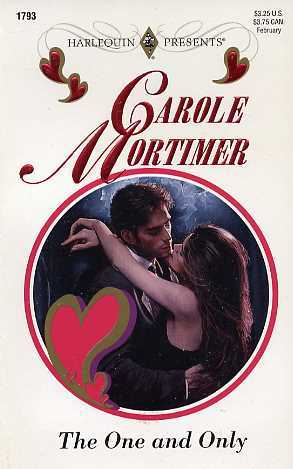 One And Only  by  Carole Mortimer