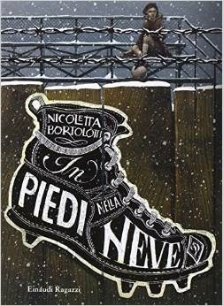 In piedi nella neve  by  Nicoletta Bortolotti