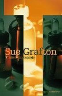 T niin kuin tappaja Sue Grafton