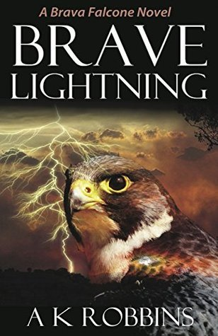 Brave Lightning: A Brava Falcone Novel  by  A.K. Robbins