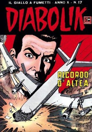 DIABOLIK (197): Ricordo dAltea  by  Angela Giussani