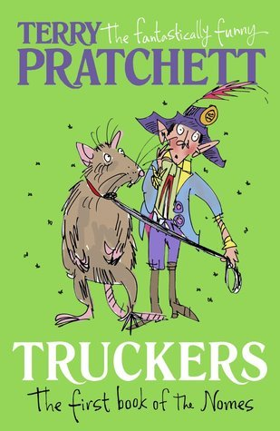 Truckers: The First Book of the Nomes Terry Pratchett