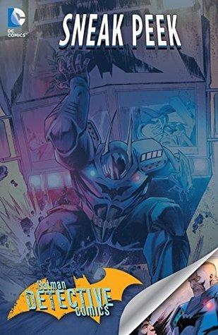DC Sneak Peek:Detective Comics (2015-) #1  by  Francis Manapul