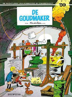De goudmaker Jean-Claude Fournier