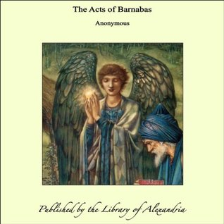 The Acts of Barnabas  by  Anonymous
