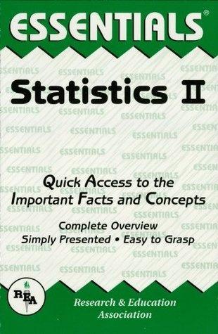 Statistics II Essentials: Vol 2 Emil Milewski