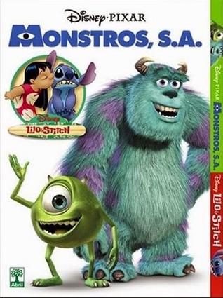 Monstros, S. A.   Lilo & Stitch  by  Sanami Suzuki