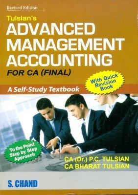 Tulsians Advanced Management Accounting P. C. Tulsian