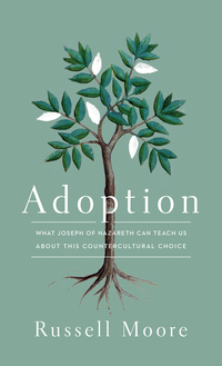 Adoption: What Joseph of Nazareth Can Teach Us about This Countercultural Choice  by  Russell D. Moore