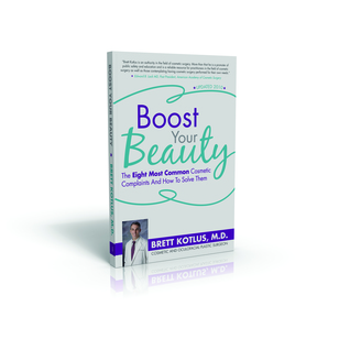 Boost Your Beauty: The Eight Most Common Cosmetic Complaints and How to Solve Them  by  Brett Kotlus