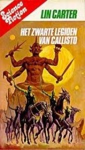 Het Zwarte Legioen van Callisto Lin Carter