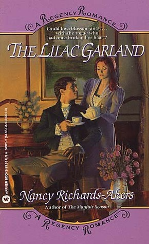 The Lilac Garland  by  Nancy Richards-Akers