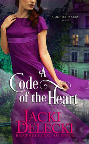 A Code of the Heart (Code Breakers, #3)  by  Jacki Delecki
