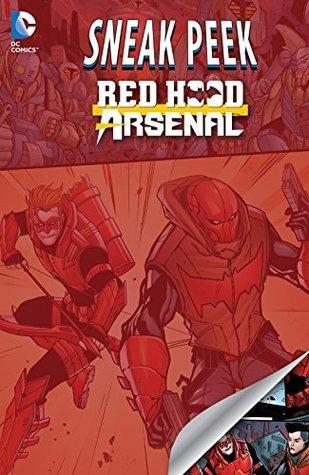 DC Sneak Peek: Red Hood/Arsenal (2015) #1  by  Scott Lobdell