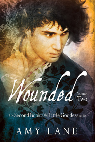 Wounded, Vol. 2 (Little Goddess, #2)  by  Amy Lane
