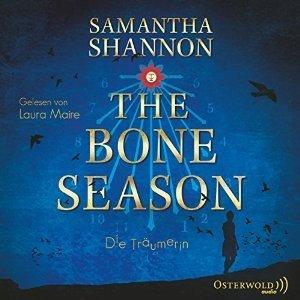 Die Träumerin (The Bone Season, #1)  by  Samantha Shannon