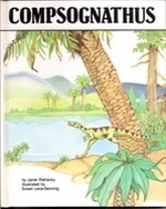 Compsognathus  by  Janet Riehecky