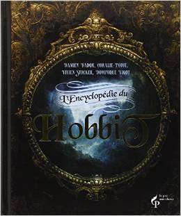 LEncyclopédie du Hobbit  by  Damian Bador