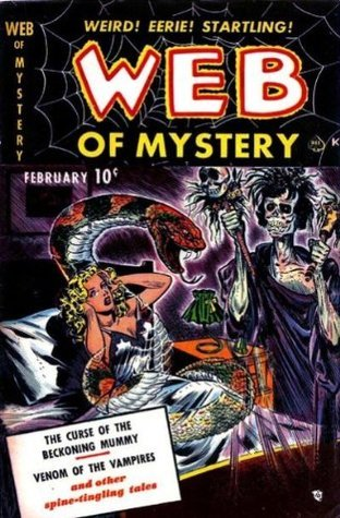 Web of Mystery #1 [Illustrated]  by  Ace Comics