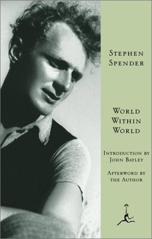 Temple  by  Stephen Spender