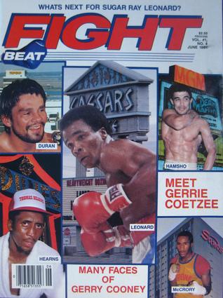 Fight Beat Magazine - June 1984 Various