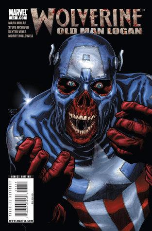 Wolverine #72 - Old Man Logan: Part 7 Mark Millar