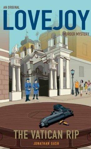The Vatican Rip (A Lovejoy Novel) Jonathan Gash