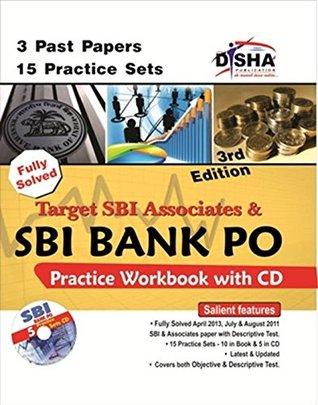 Target SBI & Associates Bank PO Exam 15 Practice Sets Workbook  by  Disha Experts