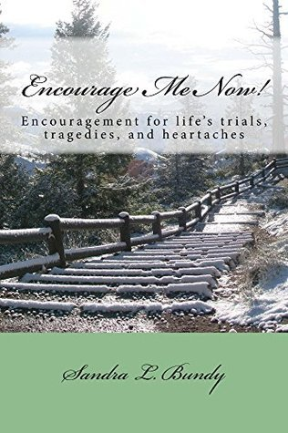 Encourage Me Now!: Encouragement for lifes trials, tragedies, and heartaches  by  Sandra Bundy