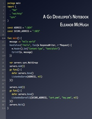 A Go Developers Notebook  by  Eleanor McHugh