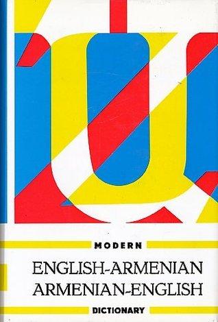 English-Armenian Armenian-English Modern Dictionary Mardiros Koushakdjian
