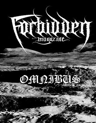 Forbidden Magazine Omnibus Sleepwalker