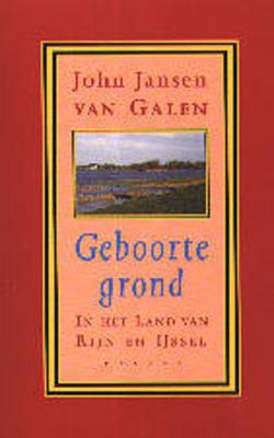 Geboortegrond John Jansen van Galen