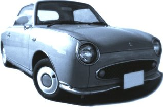 A Nissan Figaro Owners Guide  by  Martin Sketchley