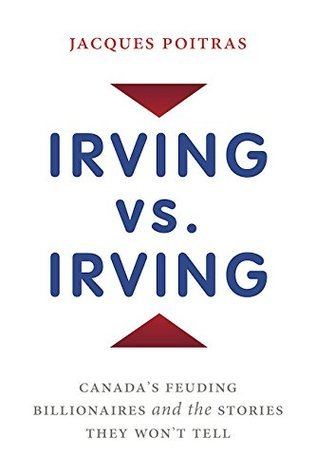 Irving vs Irving Jacques Poitras