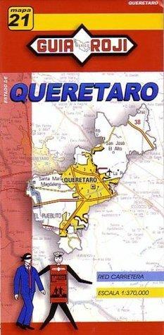 Queretaro State Map  by  Guia Roji by Guia Roji