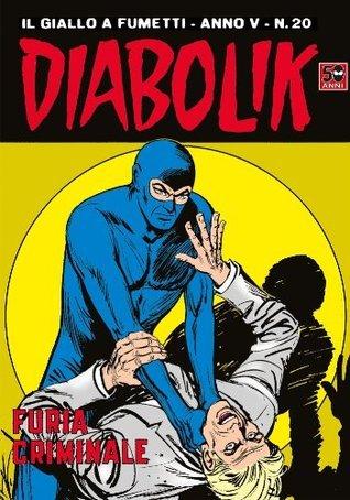 DIABOLIK (70): Furia criminale Angela Giussani