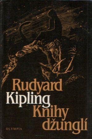 Knihy džunglí  by  Rudyard Kipling