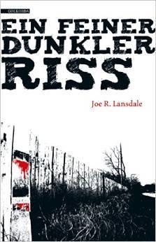 Ein feiner dunkler Riss  by  Joe R. Lansdale