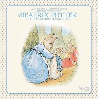 Beatrix Potter 18-Month 2014 Calendar NOT A BOOK