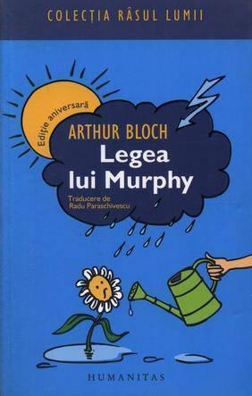 Legea lui Murphy  by  Arthur Bloch