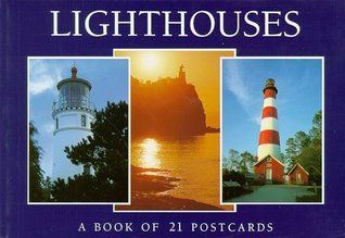 Lighthouses: A Book of 21 Postcards  by  NOT A BOOK